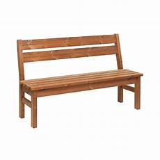 panchine in legno da giardino panca da giardino in legno thermowood 145 x 40 x 45 cm