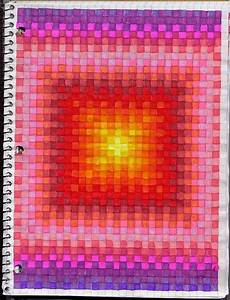 Cool Designs With Graph Paper Square Journal 8 Graph Paper Drawings Graph Paper Art