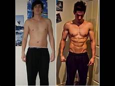 transformations before after workout