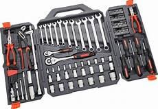 Werkzeugset Heimwerker by Heimwerker Werkzeugset Im Koffer 110teilig Crescent