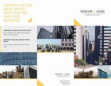 Commercial Real Estate Templates Commercial Real Estate Brochure Template Real Estate