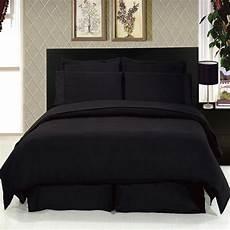 black 8 bed in a bag complete bedding set sheet set