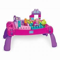 Mega Bloks Werkzeug by Mega Bloks Ffg22 Spiel Und Lerntisch Pink