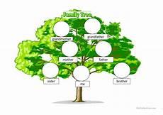 Framily Tree Beginners Family Tree English Esl Powerpoints For