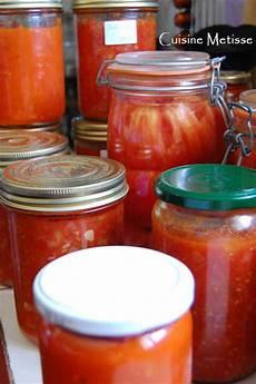Conserves De Tomates Pel 233 Es Et De Sauce Tomates Cuisine