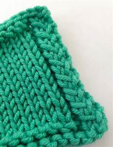 these 4 stitches will instantly improve your knit edges