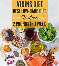 atkins diet best low carb diet to lose 2 pounds in 1 week