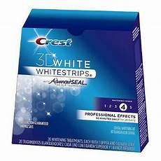 crest whitestrips supreme professional crest 3d white whitestrips professional effects 40 strips