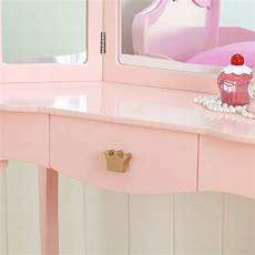 kidkraft princess vanity stool vanities furniture