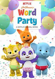 Party Word Word Party Jim Henson S Creature Shop