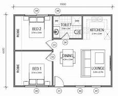 image result for 60m2 floor plans plan maison