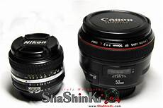 canon ef 50mm f 1 2l usm vs nikon nikkor ai 50mm f 1 4s