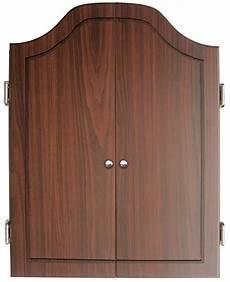 dmi darts deluxe dartboard cabinet sets bristle dart board