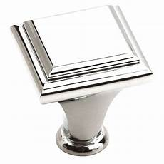 amerock manor 1 in polished chrome cabinet knob bp2613126