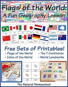 Flags Of The World Chart Printable Flags Of The World With Four Free Printable Sets