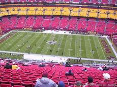 Washington Redskins Seating Chart Fedex Field Fedex Field Seating Chart