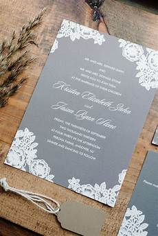 White On White Wedding Invitations 30 Timeless Grey And White Fall Wedding Ideas Deer Pearl