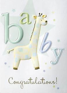 Congrats Baby Card Personalized Congratulations Cards For Business Amp Corporate