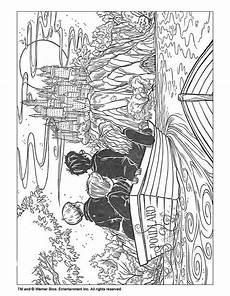 harry potter in poudlard coloring page dibujos dibujos