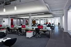 New Office Inside Infor S Ultra Modern Headquarters In New York City
