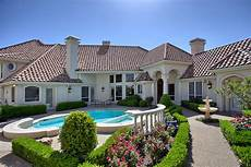 v shaped luxury home plan 36235tx architectural