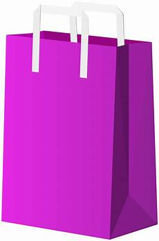 purple gift bag deco png clipart gallery yopriceville