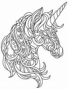 unicorn mandala coloring pages part 2 free resource