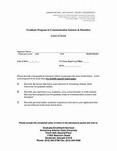 Sample Letter Of Intent To Hire Employee 40 Letter Of Intent Templates Amp Samples For Job School