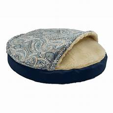 luxury orthopedic cozy cave 174 wag collection bed