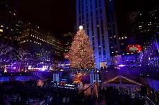Galleria Tree Lighting 2018 Photos The 2018 Rockefeller Center Christmas Tree
