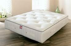 bamboo pocket sprung mattress 3ft single 4ft6