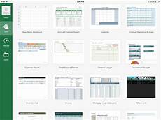 Office Tempaltes Microsoft Office For Ipad Review Finally True