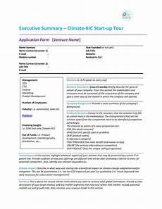 Executive Brief Template 30 Perfect Executive Summary Examples Amp Templates ᐅ
