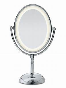 Conair Led Natural Light Vanity Mirror Conair Reflections Led Lighted Collection Mirror Walmart