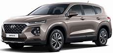 2019 hyundai 8 passenger 2019 hyundai santa fe 4th suv debuts in korea with 2