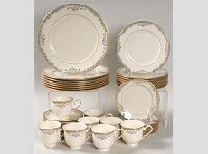 Patterned Dinnerware Sets & VEWEET 60 Piece Porcelain