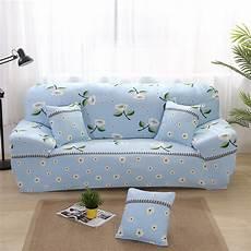 elastic sofa slipcovers flower printed seat covers
