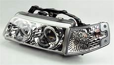 88 Crx Lights Honda Crx 88 89 Chrome Projector Halo Angel Eye Headlights