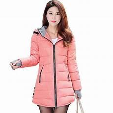 womans plus coats aliexpress buy 2018 winter jacket plus size