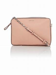 Bag Light Pink Calvin Klein Kate Light Pink Crossbody Bag In Pink Lyst