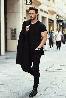 14 coolest all black casual ideas for black