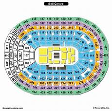 Bell Center Seating Chart Bell Centre Seating Chart Seating Charts Amp Tickets