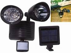 Rechargeable Outdoor Security Light 22 Led Smd Solar Pir Motion Sensor Security Light Outdoor