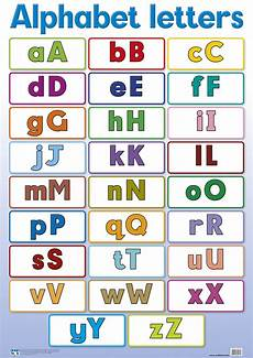 Alphabet And Number Wall Charts Category Wall Charts Promoni S