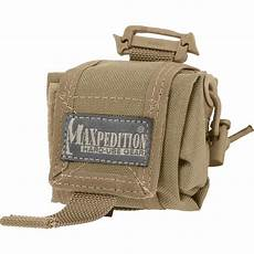 Mini Rollypoly 174 Folding Dump Pouch Maxpedition Maxpedition