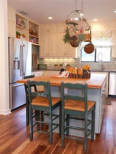 pictures of kitchen islands in small kitchens pictures of small kitchen design ideas from hgtv hgtv