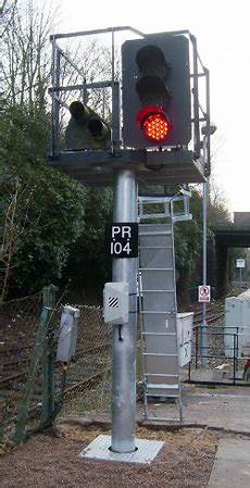 Train Light Signals Uk Signal Posts Signal House Group Limited