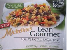 See Kelsey Cook: Homemade TV Dinners: Michelina's Lean