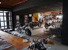 garage butik deus ex machina shop garage huse garager og biler