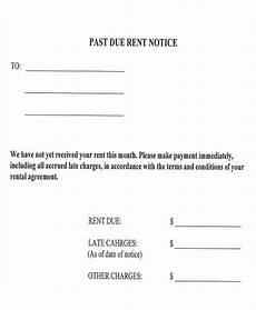 Rent Due Letter Professional Payment Due Notice Letter Samples For Your